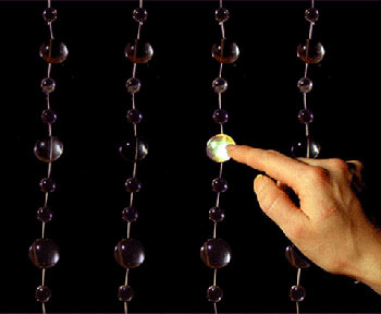 The Light Bead Curtain